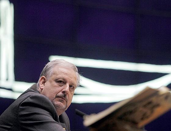 O ministro Ricardo Berzoini (Foto: Beto Barata/Folhapress)