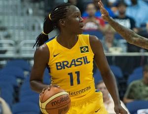 Clarissa basquete Brasil (Foto: Getty Images)
