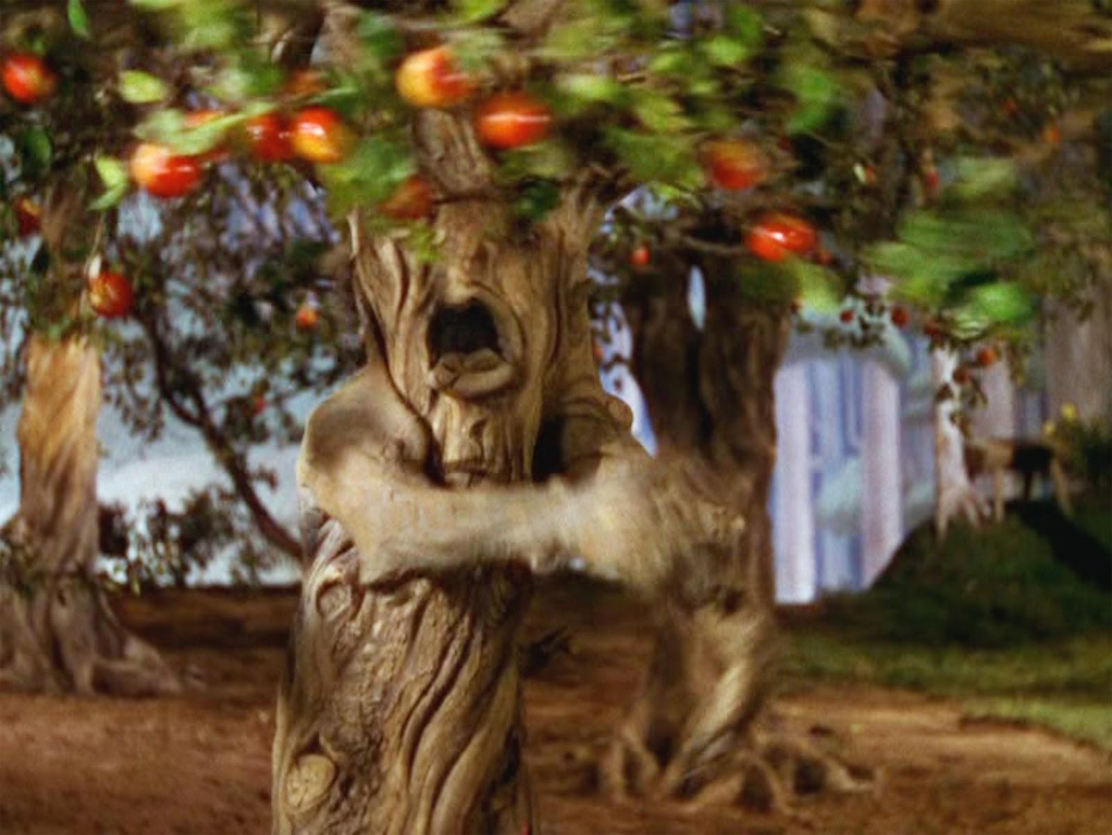 Macieira (Mágico de Oz) (Foto: Divulgação)