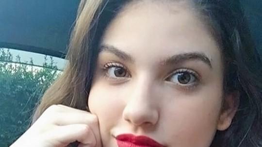 Giovanna Grigio revela parte do corpo preferida: 'Tenho fissura pela minha boca'
