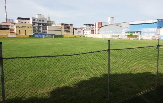 Estádio Gil Bernardes (Foto: Divulgação/EC Tupy)