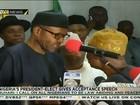 ONU elogia maturidade democrática da Nigéria