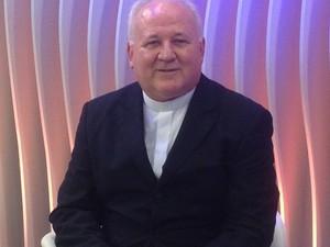Arcebispo Dom Wilson Tadeu Jönck (Foto: Janara Nicoletti/G1)