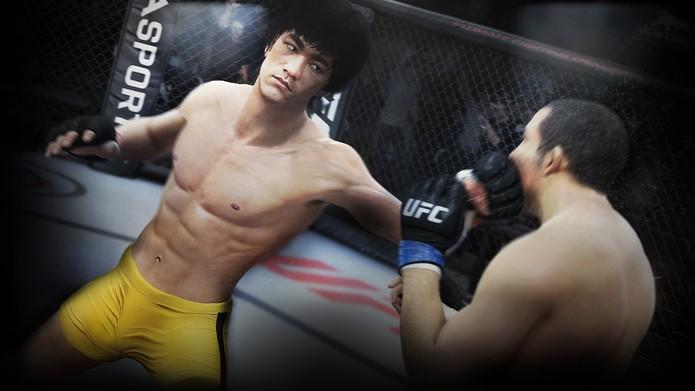 Bruce Lee foi anunciado para EA Sports UFC (Foto: Divulgação)