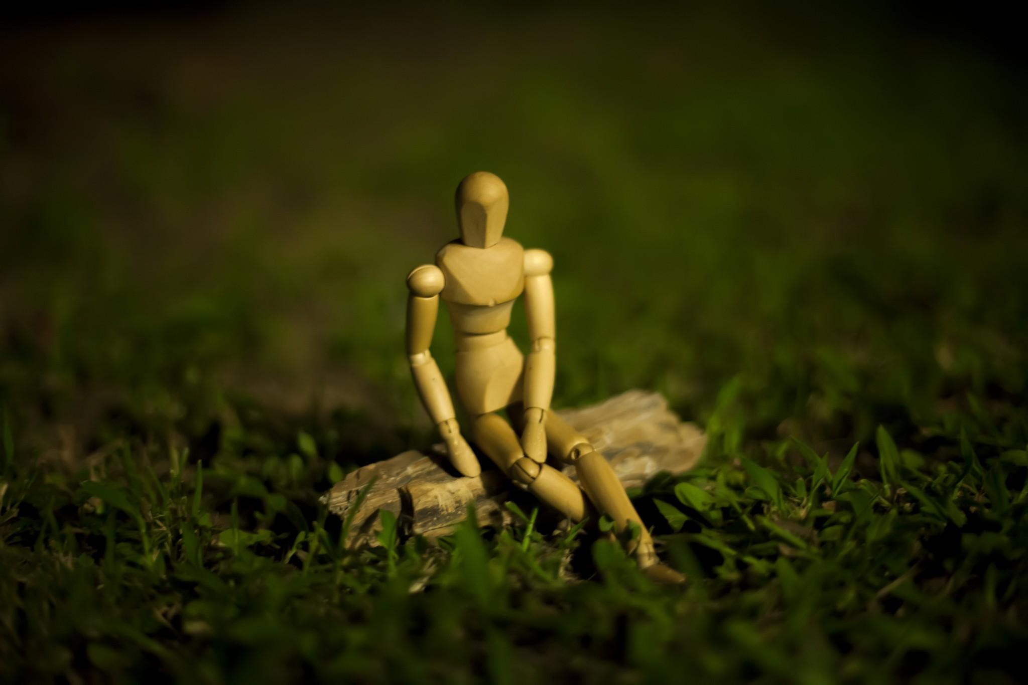 solidão (Foto: flickr - creative commons /Fujoshi Bijou)