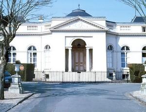 Ibrahimovic - Versalhes - palácio da música - Paris (Foto: Divulgação)