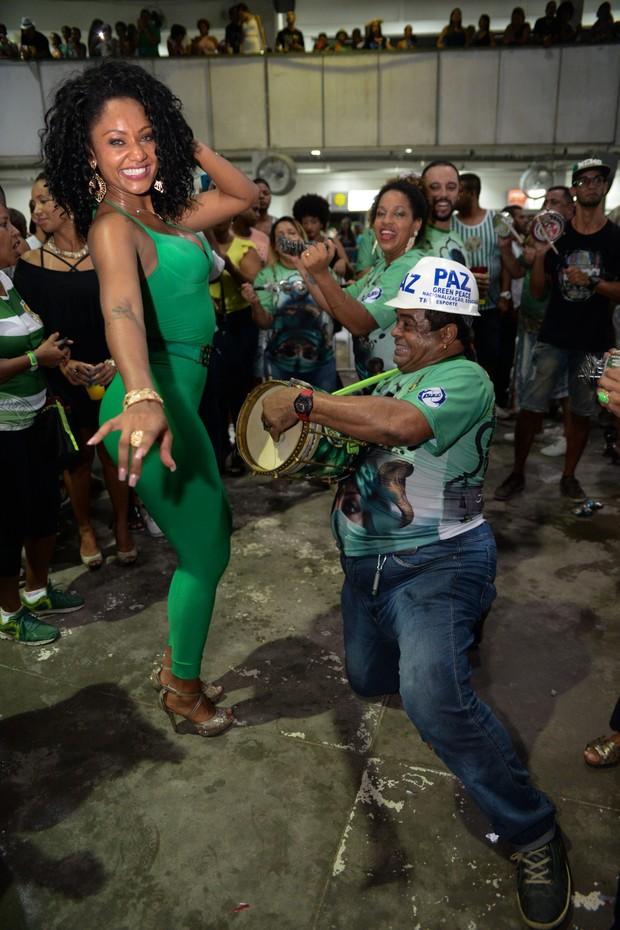 Camila Silva (Foto: Eduardo Hollanda/Divulgação)