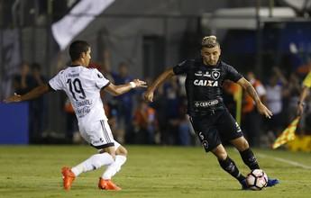 "Trio do Botafogo, Márcio Araújo, Jeci. Vote no maior ""garrancho"" da rodada"