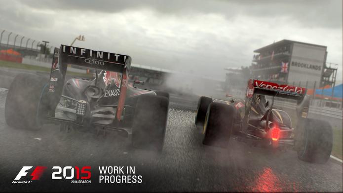 F1 2015 (Foto: Divulgação)