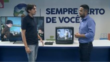 Vídeo mostra como ter acesso ao sinal HD da TV Asa Branca (Reprodução/ TV Asa Branca)