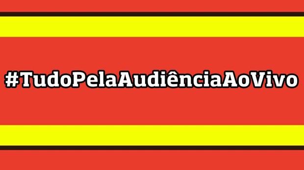 Tudo Pela Audincia Hashtag (Foto: Multishow)