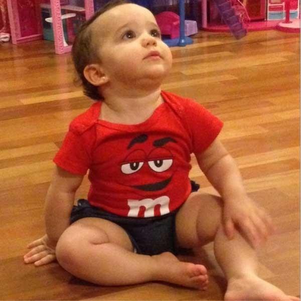 Helena, 11 meses (Foto: Reprodução/Instagram)