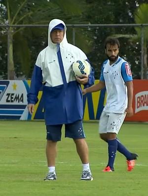 Mano Menezes; Cruzeiro (Foto: Reprodução/TV Globo)