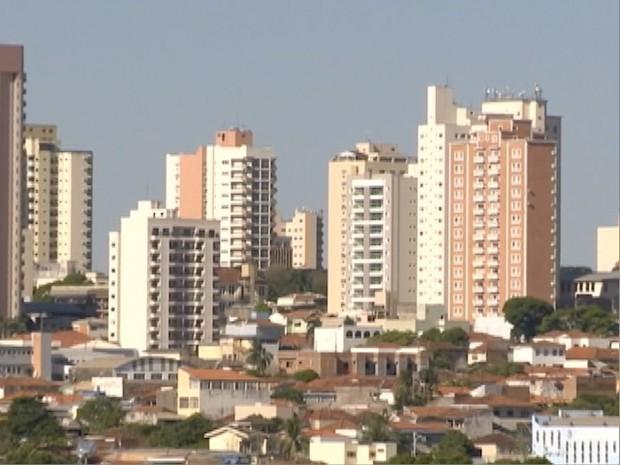 Setor de aluguel de imóveis volta a reagir em Presidente Prudente (Foto: Reprodução/TV Fronteira)