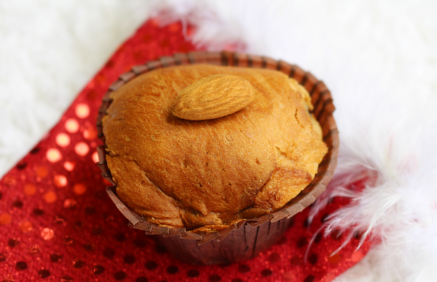 O 'cãonetone' pode ser feito em tamanho grande ou em forminhas de cupcake (Foto: Divulgação)