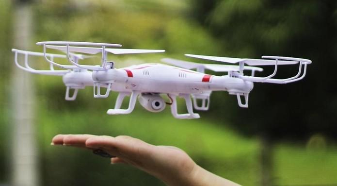 Drone Sky Laser BR 385 (Foto: Divulgação/Multilaser)