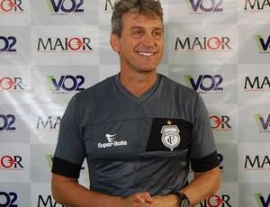 leocir dall'astra, treze (Foto: Iago Bruno / GloboEsporte.com/pb)