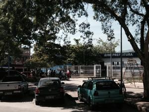 Último tiroteio na comunidade, segundo moradores, aconteceu nos primeiros dias de fevereiro (Foto: Mariucha Machado/G1)