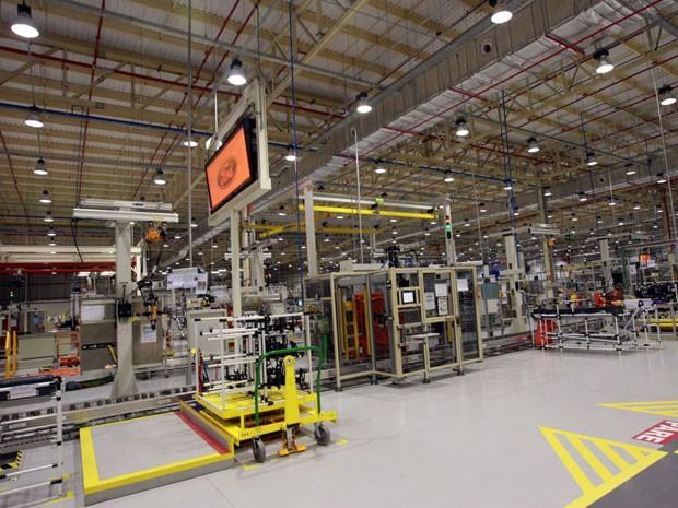 fábrica (Foto: Carol Garcia/Secom Bahia)