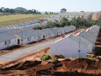 Prefeitura vai alienar por meio de licitação 454 terrenos do conjunto habitacional Sonho Meu (Foto: Divulgação/Prefeitura de Umuarama)