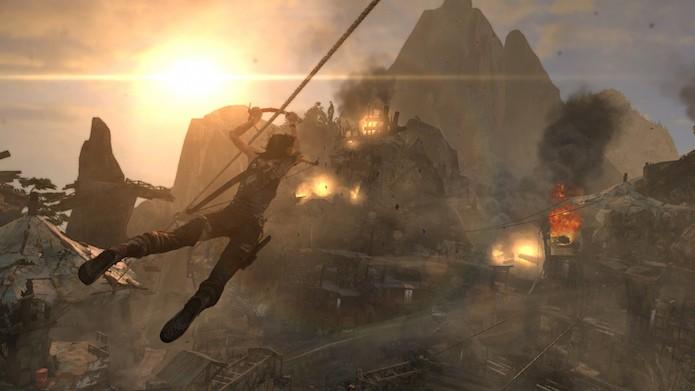 Tomb Raider: Definitive Edition (Reprodução/Eurogamer)