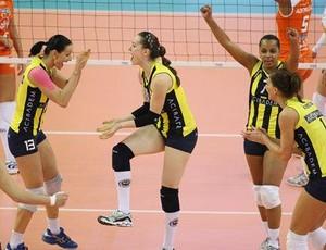 vôlei Mundial de Clubes Fenerbahçe campeão (Foto: Divulgação/FIVB)
