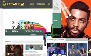Sites ganham vida na trama e viram febre na web: relembre todos aqui! (Geração Brasil / TV Globo)