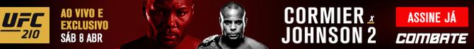 Banner UFC 210 (Foto: Combate)
