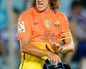 """Puyol crê em """"desfecho fantástico"""" do Barça com dois títulos na temporada"""