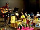 Sarau traz a Roraima mistura de artes plásticas, música, poesia e dança