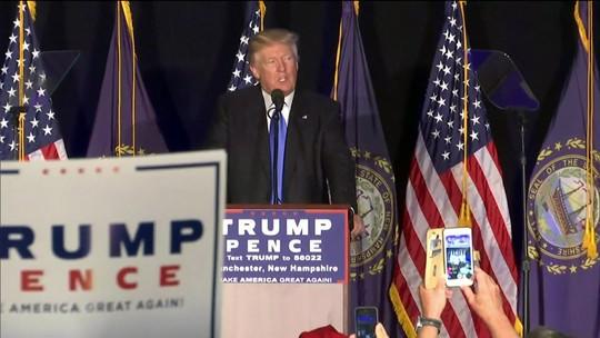 Trump volta aos EUA após sua 1ª viagem internacional como presidente