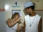 Serra faz força-tarefa em 37 postos para vacinação da febre amarela