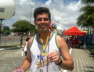 Ricardo participou da Volta de Aracaju no ano passado (Foto: Divulgação/Facebook/Arquivo Pessoal)