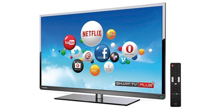 confira as melhores smart tvs led de 40 polegadas por at. Black Bedroom Furniture Sets. Home Design Ideas