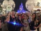 Tatá Werneck, Paulo Gustavo, Mayra Cardi e mais famosos curtem a Disney