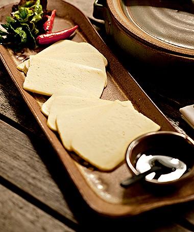 Arroz cateto com queijo canastra (Foto: Rogério Voltan/Editora Globo)