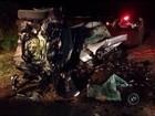 Acidentes durante o fim de semana matam dez no noroeste paulista