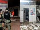 Agência do Bradesco é alvo de explosão no Alto do Rodrigues, RN