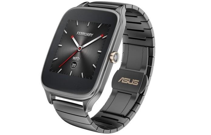 ZenWatch 2 é o novo relógio inteligente da ASUS (Foto: Divulgação/Asus)