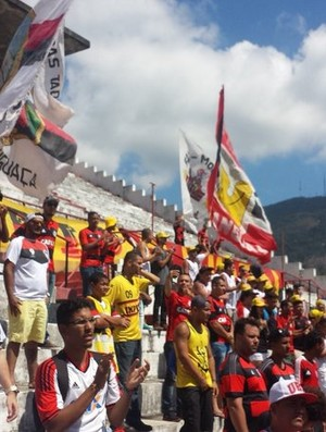 Torcida Flamengo Gávea