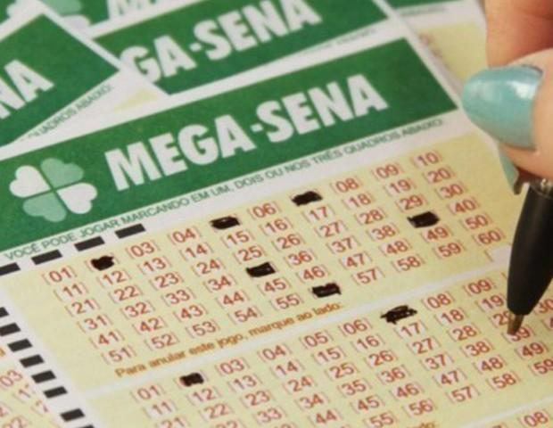 Mega-sena (Foto: reprodução )