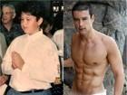 Aos 34, Sérgio Marone comemora: 'Estou no auge da minha forma física'