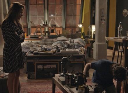 Lili briga com Rafael por fotos com Eliza: 'Tenho nojo de você'