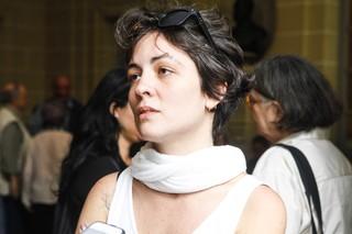 Juliana Aragão, neta de Ferreira Gullar (Foto: Anderson Barros / EGO)