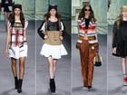 Espaço Fashion faz desfile 'grunge chique' no Fashion Rio