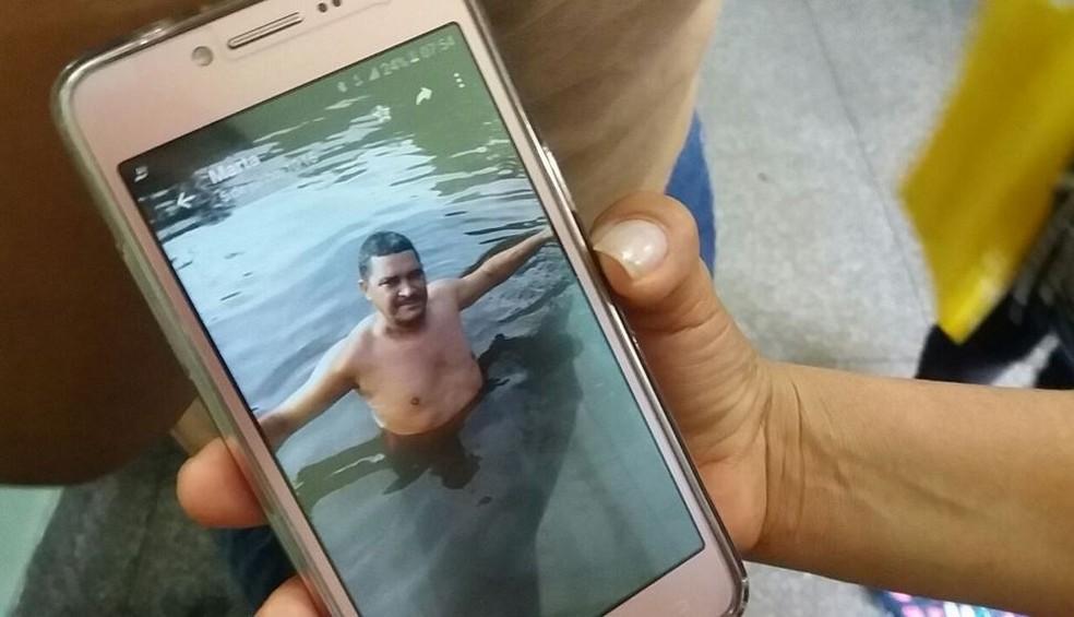 Cesar Severino Leite morreu em Manaus (Foto: Ive Rylo/G1 AM)