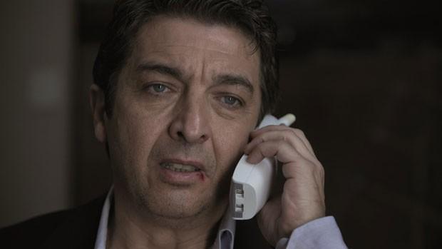 Tela Quente: Ricardo Darín estrela o suspense 'Sétimo'  (Divulgação)