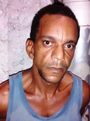 Segundo suspeito de assalto foi preso em São Vicente (Foto: Divulgação/Polícia Militar)