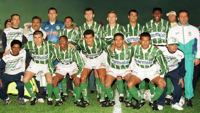 Palmeiras 1996 (Foto: Agência Estado)