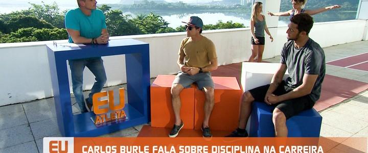 Veja: Carlos Burle e Fernanda Queiroz no Programa Eu Atleta